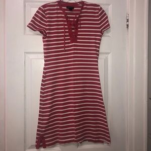 American Living Striped Dress Size SP